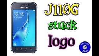 How To Fix Samsung J1 Stuck On Logo