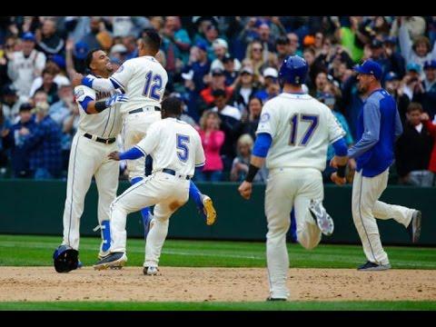 2017 Mariners April Highlights