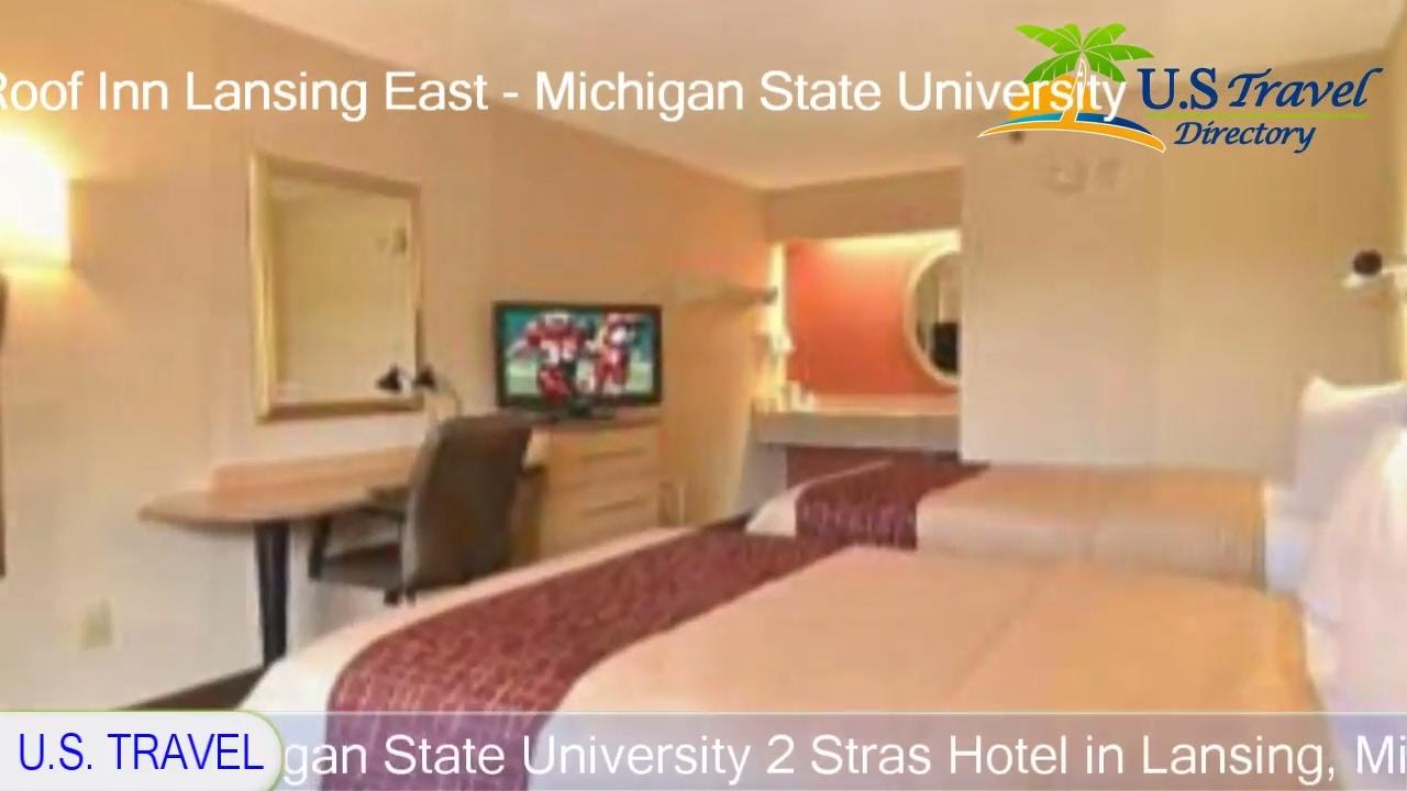 Red Roof Inn Lansing East   Michigan State University 2 Stars Hotel In  Lansing ,Michigan