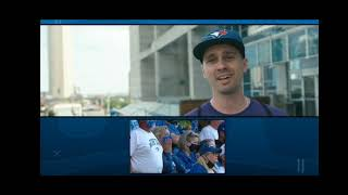 Toronto Blue Jays Welcome Home Pregame Ceremony 7/30/21