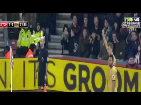 Highlights Southampton 1 – 4 Tottenham Hotspur 12/28/2016
