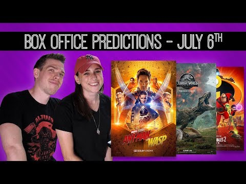 AntMan and the Wasp Box Office Predictions