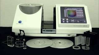 El nuevo CM-5 Espectrofotómetro de Konica Minolta Sensing