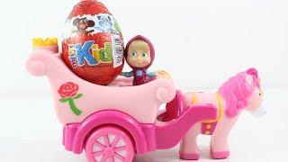 Maşalar Oyuncak Prenses At İle Oyun Oynuyor Maşa Yeni Bölüm Çizgi Film