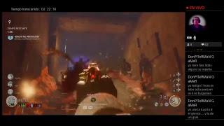 Camino de la tortura - zombies nazis - WW2 easter egg con subs