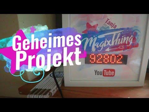 """""""Geheimes Projekt"""" ist fertig gestellt / 22.7.17 / MAGIXTHING"""