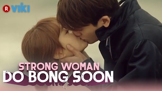 Strong Woman Do Bong Soon - EP 12 | FIRST KISS! Park Hyung Sik & Park Bo Young [Eng Sub]