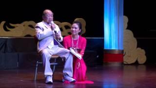 Danh hài Tùng Lâm chia sẻ về Sân Khấu khi về già