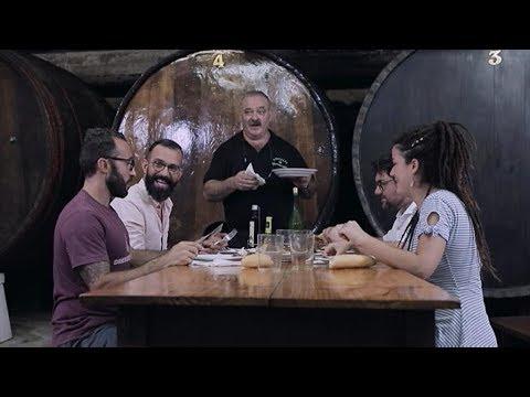 Juego de cartas: Cocina de sidrería