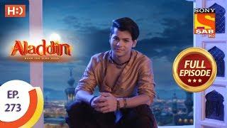 Aladdin  Ep 273  Full Episode  2nd September 2019