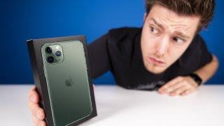 J'ai reçu l'iPhone 11 Pro Max ! - Déballage