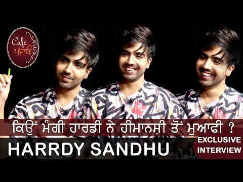 Harrdy Sandhu | Exclusive Interview | Cafe Punjabi | Channel Punjabi