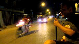 Siem Reap night drive