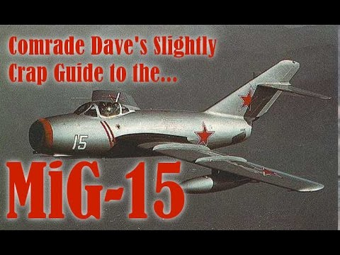 Comrade Dave's Slightly Crap Guide to the DCS World MiG-15bis
