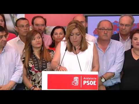 PSOE de Andalucía 26j Post