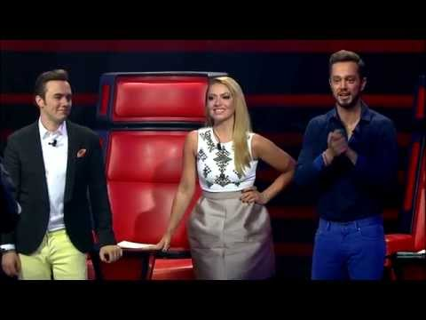 "KAAN ft. Kenan Doğulu & Radio Killer performing ""Living It Up"" on The Voice Kids Turkey"