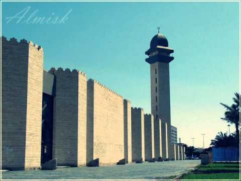 جامع الطائف الكبير اذان المغرب بطريقة مدنية المؤذن عثمان خوجة Youtube