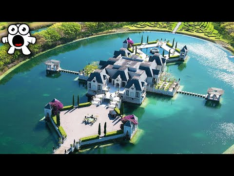 Top 10 Insane Celebrity Homes