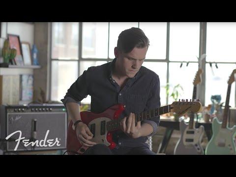 Patrick Droney Demos the Fender Offset Mustang 90 | Fender