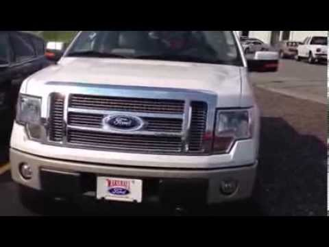 2010 ford f 150 lariat used pickup truck for sale marshall ford in o 39 fallon mo youtube. Black Bedroom Furniture Sets. Home Design Ideas