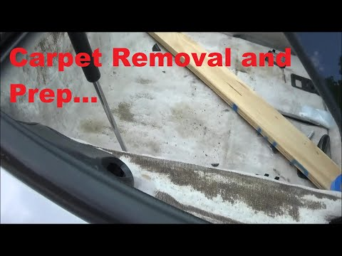 Video 8 - 1985 C4 Corvette Rear Hatch Replacement - YouTube
