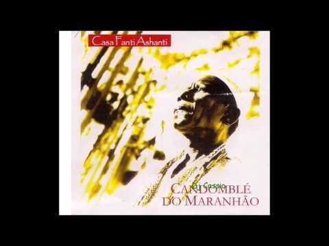 Casa Fanti Ashanti - Candomblé do Maranhão (1997) Álbum Completo