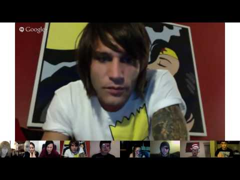 blessthefall Hollow Bodies album release party!