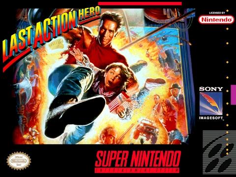 Last Action Hero (Super Nintendo)