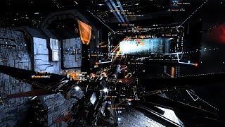 Овервью: Отображение кораблей и дистанции в космосе!