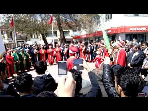 Kırşehir mehteran takımı Demedimmi İlahisi