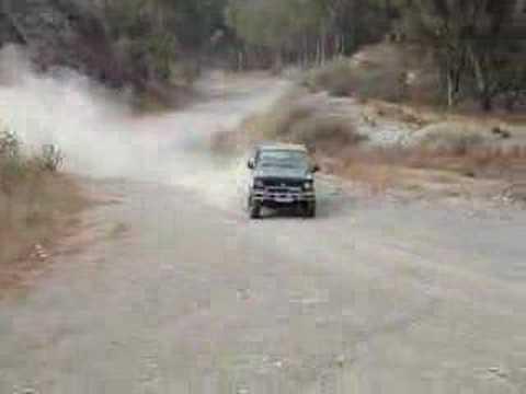 "Nissan Patrol Ceuta 4X4 Derrape ""Nissito"""
