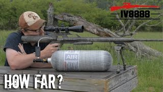 How Far Will an Air Rifle Kill? Part 1