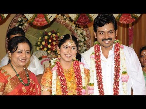 Tamil Stars Wedding Tamil Actor And Actress Wedding