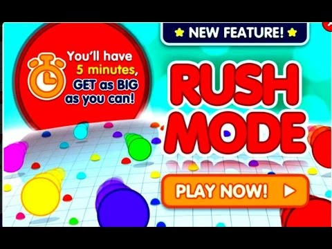Agario Ruch Mode with pro team Let's Unlocked All Quest Skins