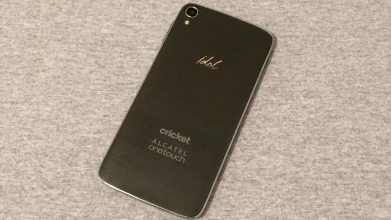 Alcatel Idol 3 Review (Cricket Wireless)