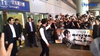 hyun bin hkfm hong kong airport 19 april 2013