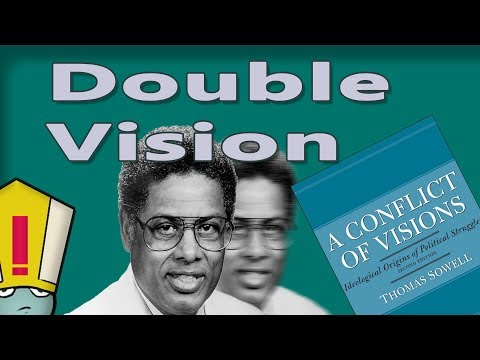 "Double Vision | A look at ""A Conflict of Visions"""