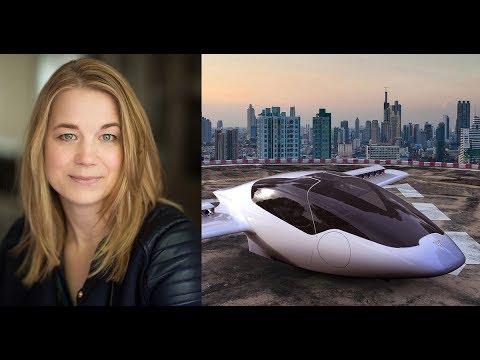 Expats Career Podcast #14 with Margareta Sailer, Head of Recruiting at Lilium Aviation