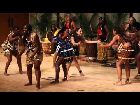 Venus Rising Women's Drum & Dance Ensemble - Sinte