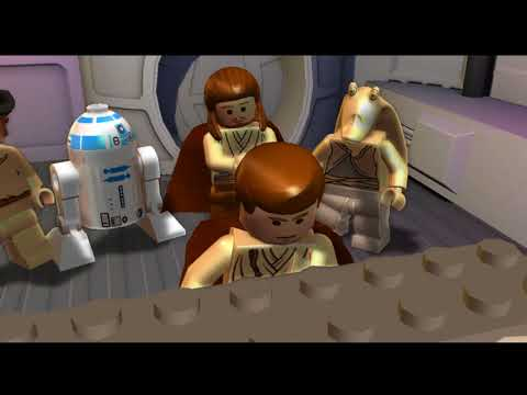 LEGO Star Wars TCS Rerun #4 (Mos Espa Podrace)