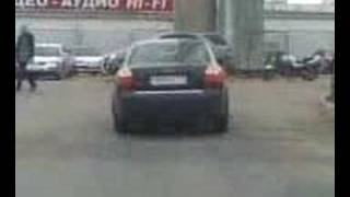 Automobile hooliganism