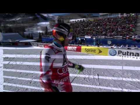 Birds of prey GS - FIS Alpine World Cup 2014