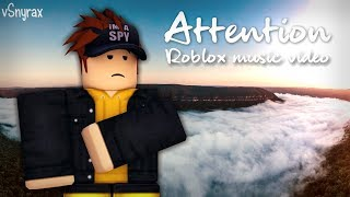 Charlie Puth - Attention [Boyce Avenue acoustic cover] (Roblox music video) Without me part 4