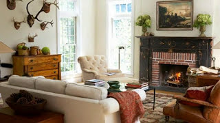Decorating Ideas For A Small Living Room With A Fireplace