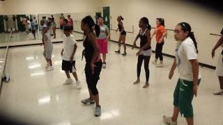 Touch A Dream Dance Studio,  Jonte