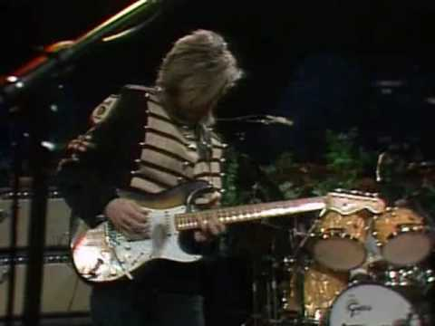 Eric Johnson - Trail of tears Live from Austin, TX (1988)