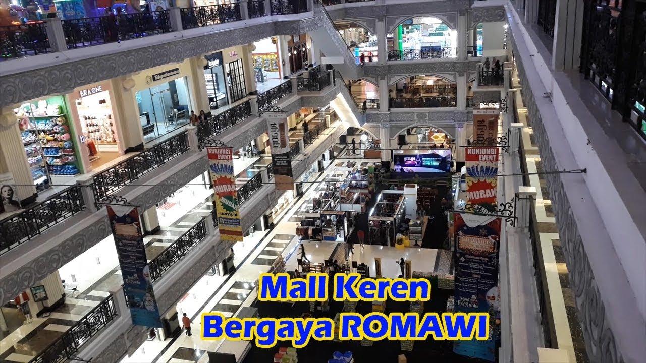 Jogja City Mall Yogyakarta - YouTube