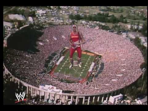 Hulk Hogan Real American HQ
