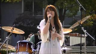 2012年11月4日(日) 四日市市民公園野外Liveにて.