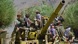 Панджшер пал Талибы завоевали Афганистан